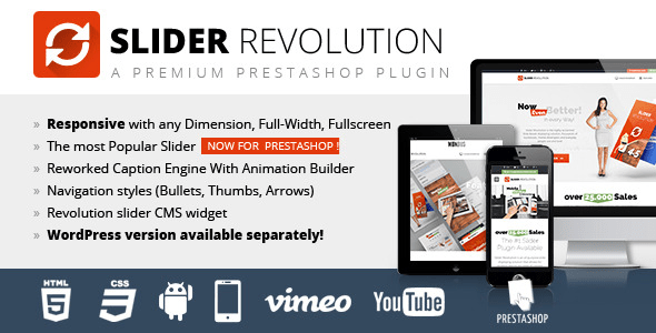 Slider Revolution Nulled Wordpress Plugin