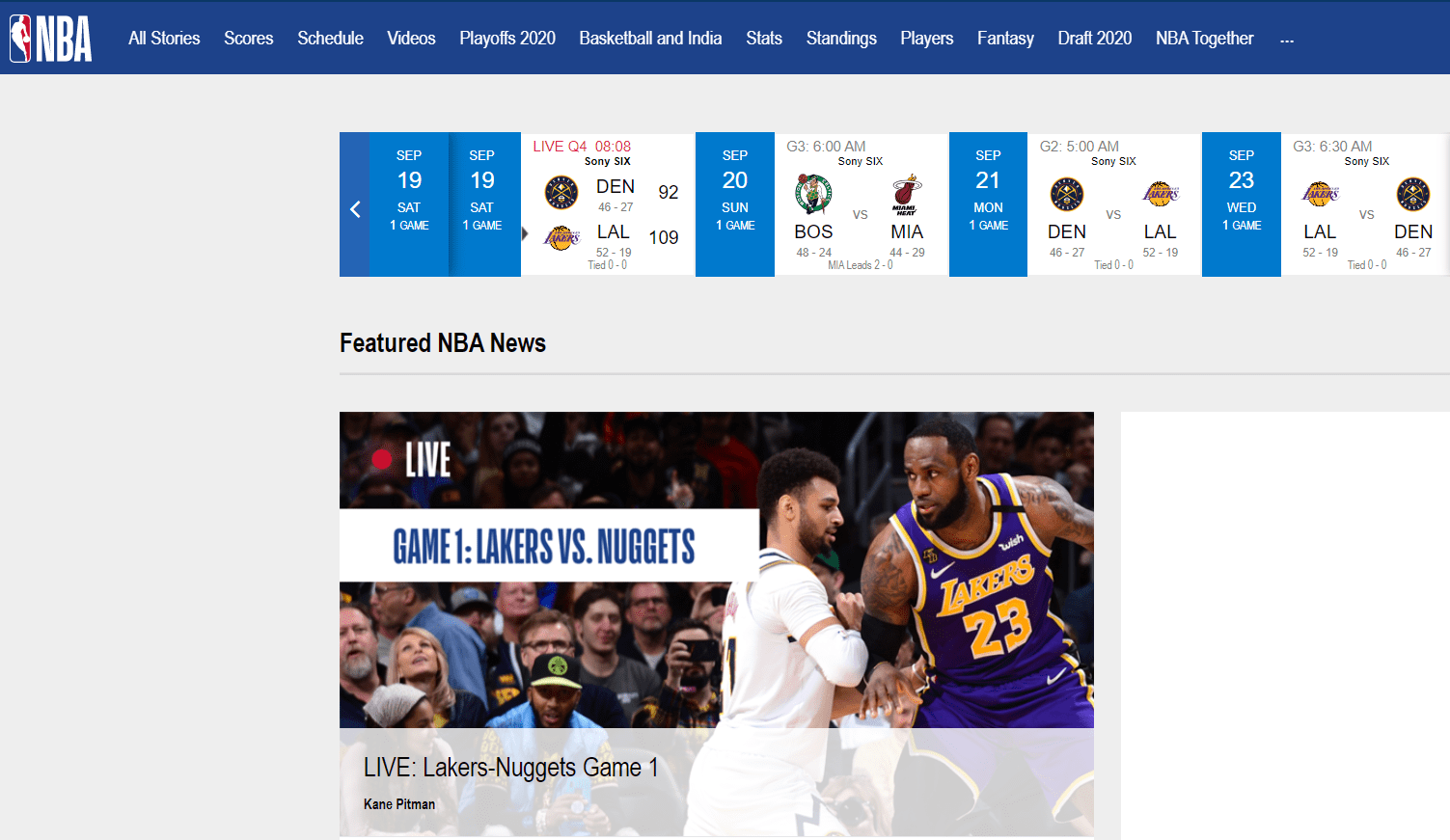 NBA League Pass Premium Free