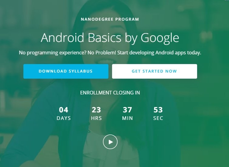 UDACITY - The Android Basics Nanodegree By Google! Full