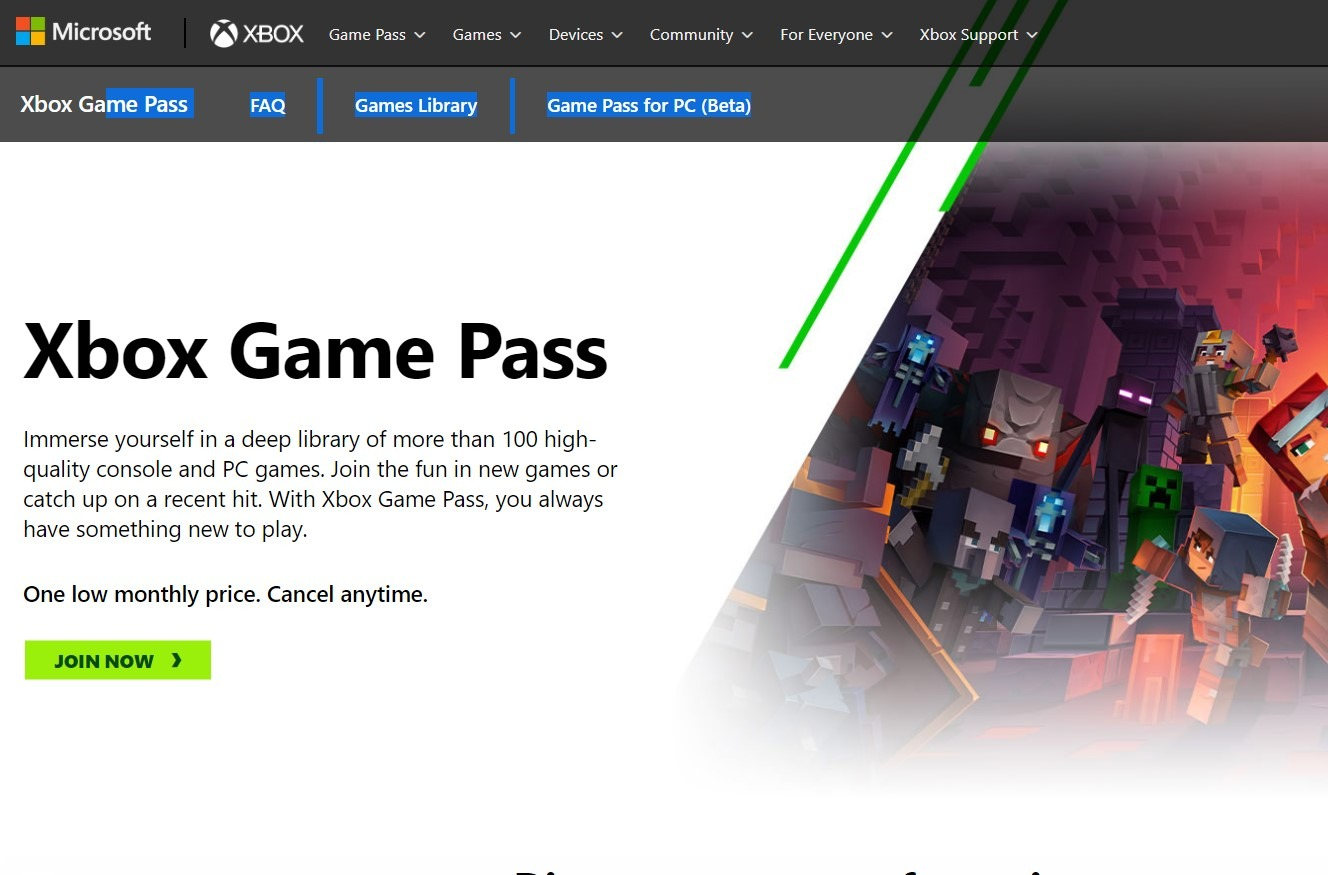 Xbox Game Pass Accounts - Play Games Online
