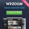 WPZoom Premium Themes - Responsive Multipurpose Wordpress Themes Collection Free Download